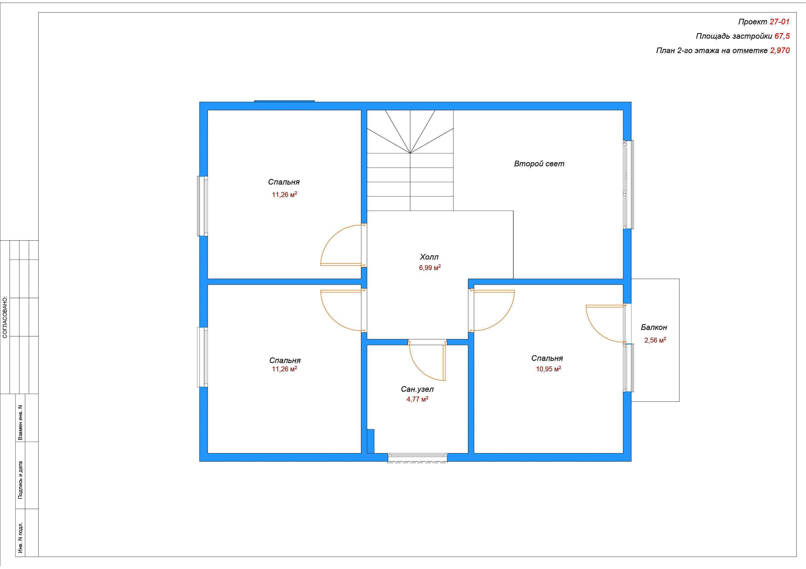 Дома с чертежами планировкой